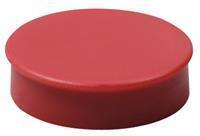 Nobo Magneet  20mm 120gr rood