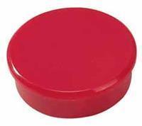 Dahle magneten diameter 38 mm, rood