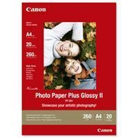 Canon PP-201, PP201 fotopapier A 4 20 vel 265g
