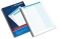 Jalema Doorschrijfkasboek  A4 50x2vel met BTW