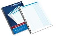 Atlanta Doorschrijfkasboek  A4 50x2vel zonder BTW
