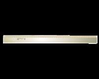 Rumold Liniaal Bura 512 400mm aluminium