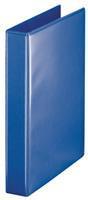 Esselte Presentatieringband  Deluxe A4 4-rings D-mech 30mm blauw