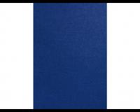 GBC Voorblad  A4 lederlook koningsblauw 100stuks
