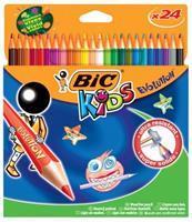 Bic Kids kleurpotlood Ecolutions Evolution, doos van 24 stuks