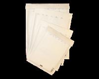 Quantore Envelop  luchtkussen nr18 290x370mm wit 5stuks