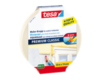 TESA Premium Classic afplaktape 50mx19mm