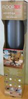 Stoelmat  PVC 120x90cm voor zachte vloeren retailpak