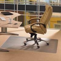 Floortex vloermat Cleartex Advantagemat, voor tapijt, rechthoekig, ft 120 x 200 cm