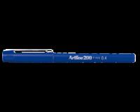 Artline Fineliner  200 rond 0.4mm blauw