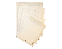 Quantore Envelop  luchtkussen nr20 370x480mm wit 5stuks