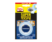 Pattex Plakband  Supermontage 20kg binnen