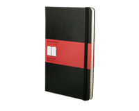 moleskine Adresboek  pocket 90x140mm zwart