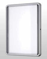 Nobo Vitrine binnenvitrine, voor 6 x ft A4 (ft 69,2 x 75,2 x 3,7 cm)