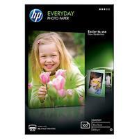hp Inkjetpapier  CR757A 10x15cm photo glossy 200gr 100vel
