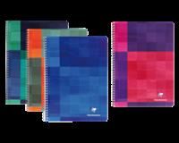 Clairefontaine Notitieboek Exacompta Matris 110x170mm lijn assorti