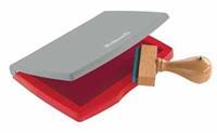 Pelikan Stempelkussen  2E 110x70mm rood