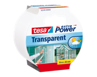 TESA Extra Power reparatietape 10mx48mm transparant
