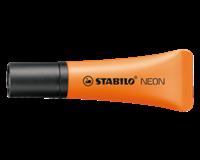 Stabilo Tekstmarker NEON 2 - 5 mm. oranje (pak 10 stuks)