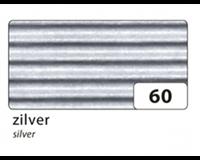 Golfkarton Folia E-golf 50x70cm 250gr nr60 zilver