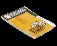 Cleverpack Envelop  akte C5 165x220mm zelfkl. transp. 50stuks