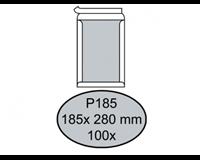 Quantore Envelop  bordrug P185 185x280mm zelfkl. wit 100stuks