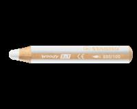 Kleurpotloden  Woody 880/100 wit