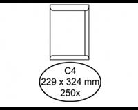 Quantore Envelop  akte C4 229x324mm wit 250stuks