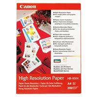 Canon HR paper HR-101 A4 Highresolution paper (200 sheets)
