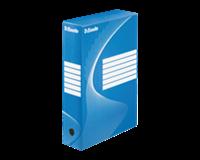 Esselte Archiefdoos  boxy 80mm blauw