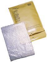 Jiffy Riggikraft Jiffy Airkraft Bag-in-bag binnenft 150 x 215 mm, pak van 100 stuks