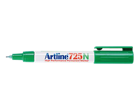 Artline Fineliner  725 rond groen 0.4mm