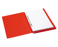 jalema Dossiermap  Secolor Duplexmap 225gr folio rood