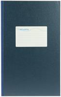 Jalema Breedfolio  192blz gelinieerd blauw