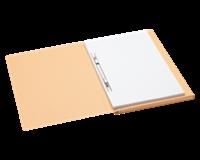 jalema Dossiermap  Secolor Duplexmap 225gr folio chamois