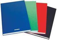 Aurora Magazijnboek ft 21,5x33,5 cm - 2 hand = 192 blz - geruit 5 mm