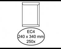 Quantore Envelop  akte EC4 240x340mm wit 250stuks