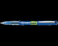 Pilot Rolschrijver Greenball 0.4 mm. blauw (doos 10 stuks)