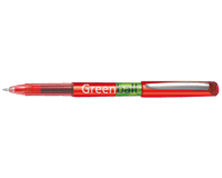 Pilot Rolschrijver Greenball 0.4 mm. rood (doos 10 stuks)