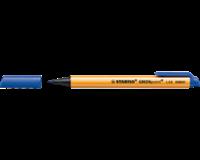 stabilo Fineliner GREENpoint 0.8 mm. blauw (doos 10 stuks)