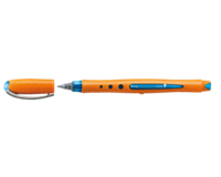 Stabilo Rollerpen  Worker blauw fijn 0.3mm