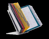 Durable Bureaustandaard  5510 Vario met 30-tassen A4 assorti