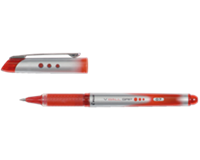 Pilot Rollerpen  V-Ball grip VBG-7 rood 0.4mm