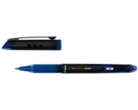 Pilot Rollerpen  V-Ball grip VB10 blauw 0.6mm