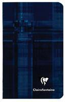 Clairefontaine notitieboekje Metric ft 7,5 x 12 cm, gelijnd, 48 bladzijden
