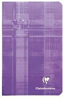 Clairefontaine notitieboekje Metric ft 9 x 14 cm, gelijnd, 96 bladzijden
