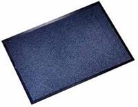 Floortex Deurmat  binnen 60x90cm blauw