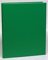 Aurora Ringmap, ft A5, 2 ringen van 25 mm, groen