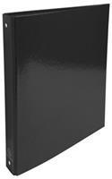 Exacompta Iderama ringmap, ft A4, rug van 4 cm, zwart