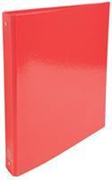 Exacompta Iderama ringmap, ft A4, rug van 4 cm, rood